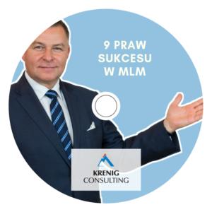 9 Praw Sukcesu w Marketingu Sieciowym – szkolenie online